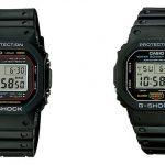 Lịch sử ra đời của đồng hồ Casio G-Shock Nhật Bản