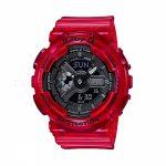 Mê mẩn với 5 mẫu đồng hồ Casio Baby G màu đỏ quyến rũ và cuốn hút